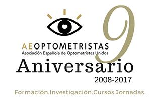 9 Aniversario AEOPTOMETRISTAS
