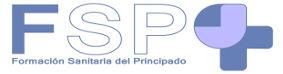 Acuerdo de colaboración Formación Sanitaria del Principado