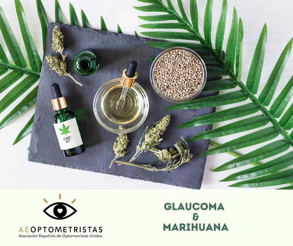 El THC aún no ha sido recomendado para tratar el glaucoma