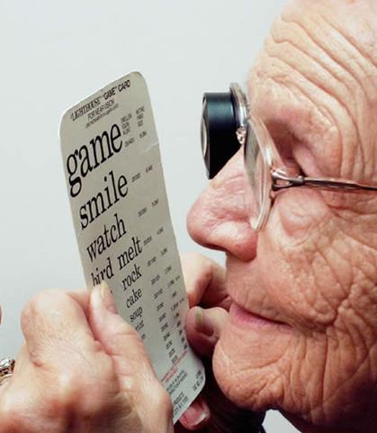 Imagen Rehabilitación visual Asociación de Optometristas Unidos