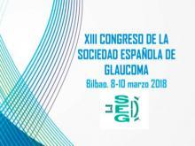 XIII Congreso de la Sociedad Española  de Glaucoma