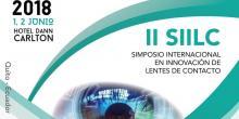 II SIILC SIMPOSIO INTERNACIONAL EN INNOVACION DE LENTES DE CONTACTO