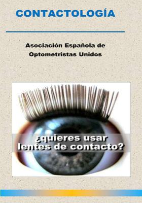 Tríptico lentes de contacto