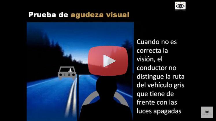 Vídeo de la Campaña de Visión y Conducción de la Asociación Española de Optometristas Unidos